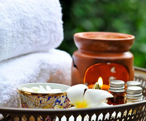 Villa Cendrawasih - Therapy