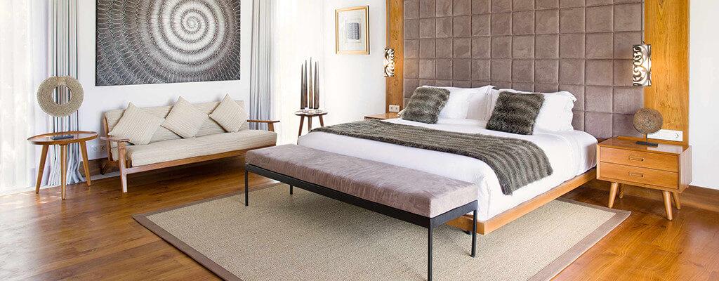 Villa Cendrawasih - Bedroom three